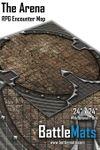 RPG Item: The Arena RPG Encounter Map