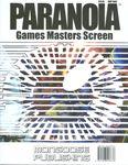RPG Item: Paranoia Games Masters Screen