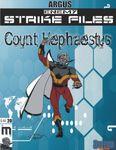 RPG Item: Enemy Strike Files 20: Count Hephaestus