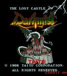 Video Game: DarkMist