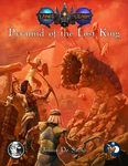 RPG Item: Pyramid of the Lost King