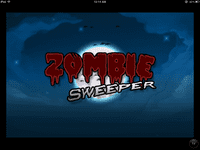 Video Game: Zombie Sweeper