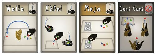 Board Game: Oss