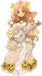 Character: Lily (Rune Factory)