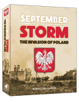 Board Game: September Storm: The Invasion of Poland