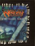 RPG Item: Werewolf: The Apocalypse Storytellers Screen (2nd Edition)