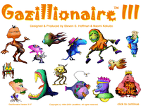 Video Game: Gazillionaire III