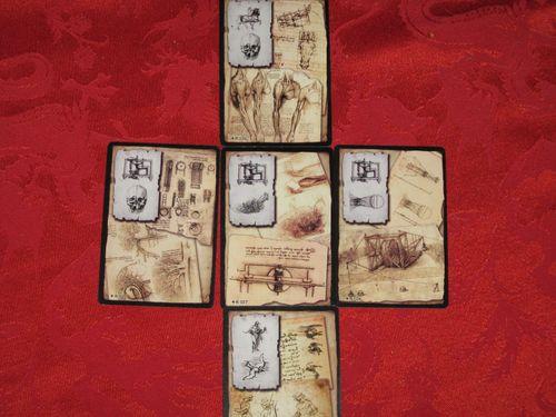 Board Game: The Enigma of Leonardo