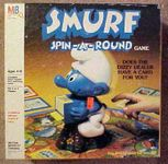 Board Game: The Smurfs Whirl & Twirl Clumsy Game