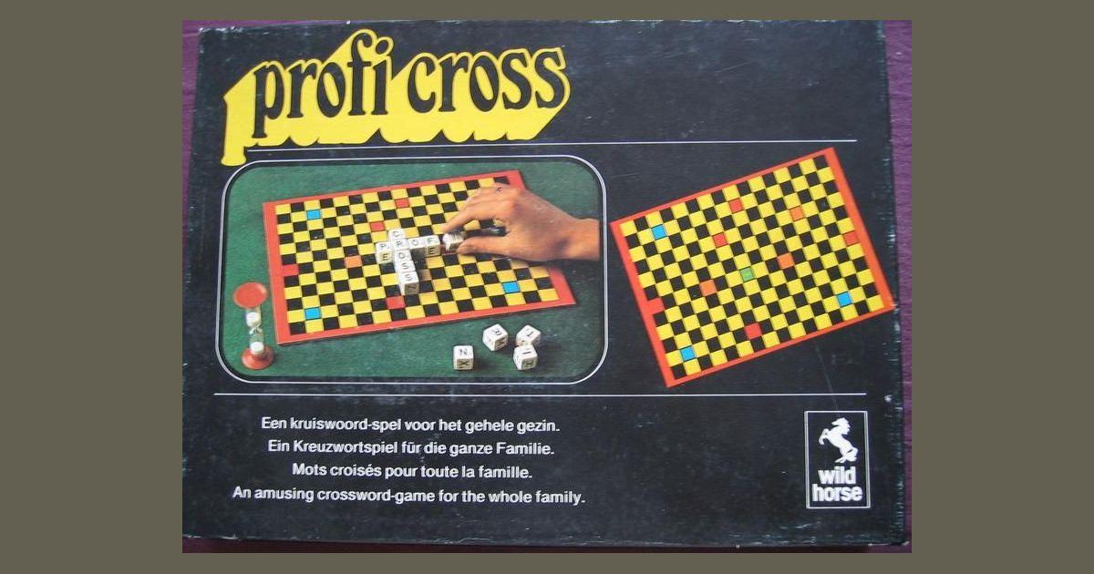 Profi Cross Board Game Boardgamegeek