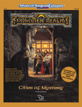 RPG Item: FR8: Cities of Mystery