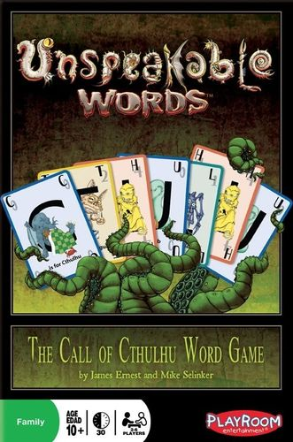 Board Game: Unspeakable Words