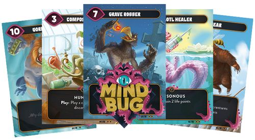 Board Game: Mindbug