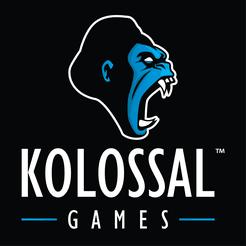 Kolossal Games Cover Artwork