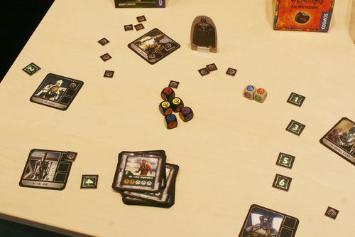 Board Game: Star Wars: Bounty Hunter – Das Würfelspiel