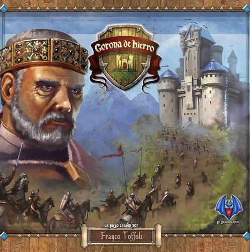 Board Game: Corona de Hierro