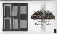 Board Game Accessory: Conan: Doors Pack