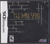 Video Game: The Dark Spire