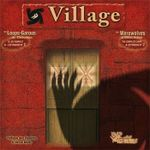 Board Game: The Werewolves of Miller's Hollow: The Village