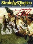 Board Game: Campaigns of 1777