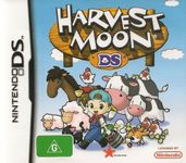 Video Game: Harvest Moon DS