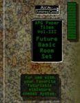 RPG Item: APG Paper Tiles Volume 3: Future Basic Room Set