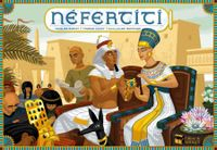 Board Game: Nefertiti