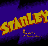 Video Game: Stanley: The Search for Dr. Livingston