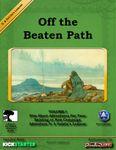 RPG Item: Off the Beaten Path Volume I, Adventure 5: A Goblin's Lament