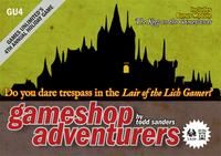 Board Game: Gameshop Adventurers