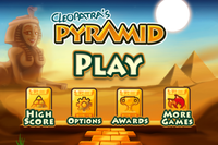 Video Game: Cleopatra's Pyramid