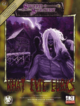 RPG Item: G2: What Evil Lurks