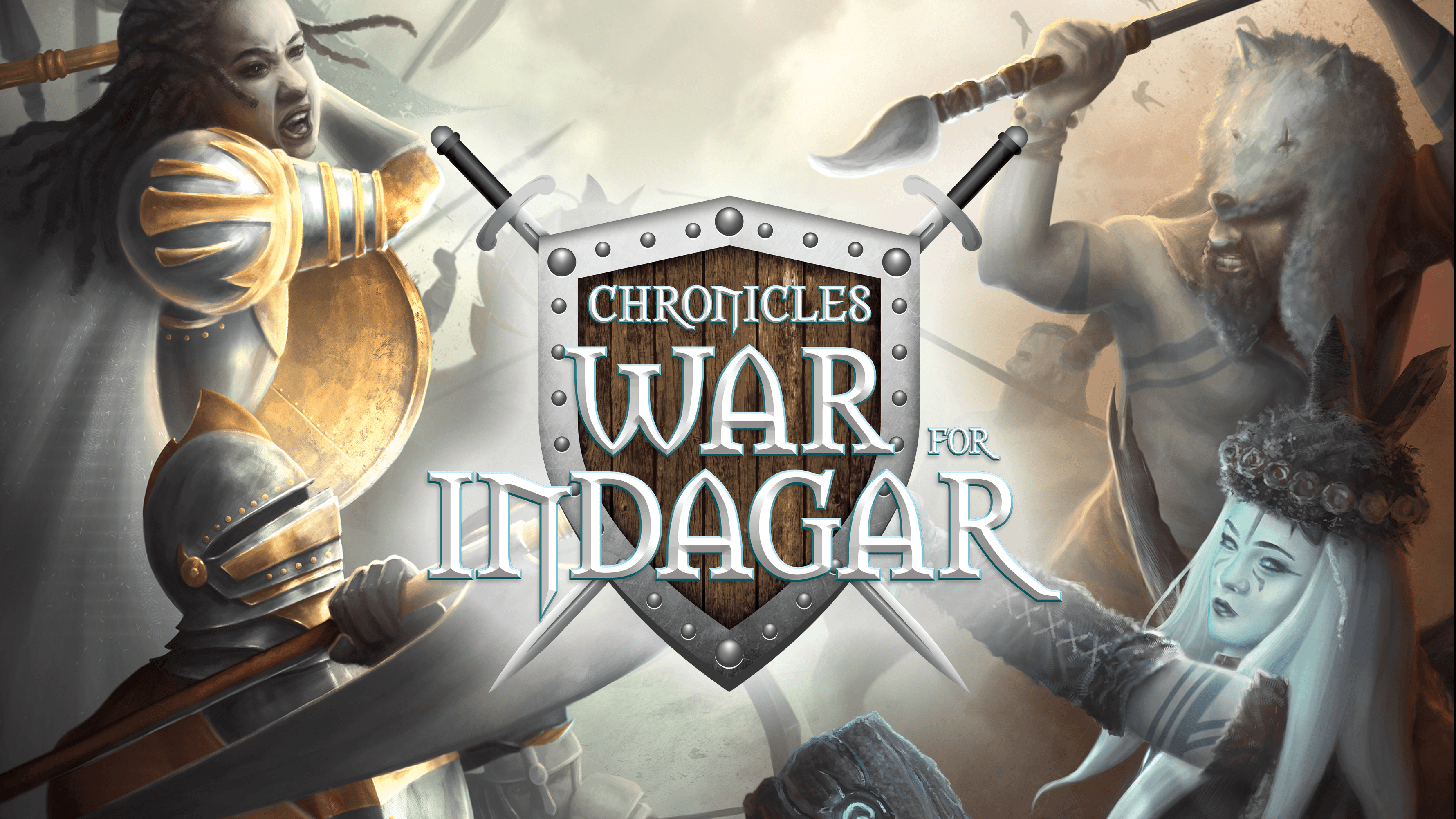 War for Indagar