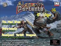 Issue: Signs & Portents - Roleplayer Edition (Issue 36 - Sep 2006)