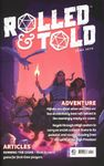 Issue: Rolled & Told (Issue 10 - Jun 2019)