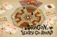Board Game: Dragon Scary-go-round