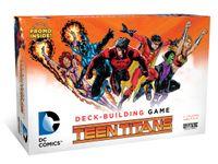 Board Game: DC Comics Deck-Building Game: Teen Titans