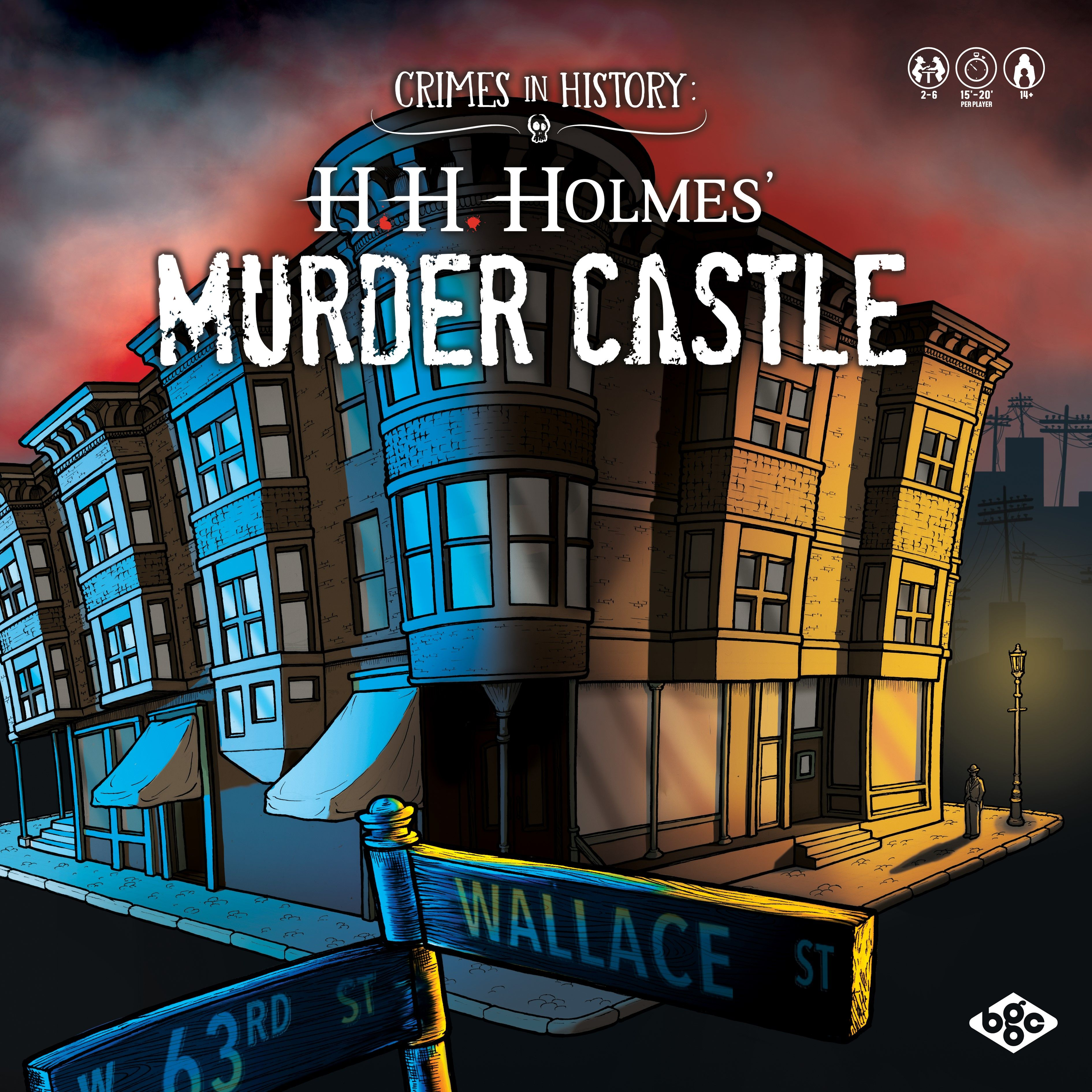 Crimes in History: H. H. Holmes' Murder Castle