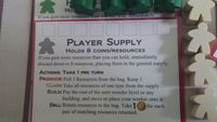 Board Game: One Card Wonder