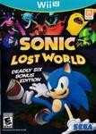 Video Game: Sonic Lost World (Wii U)