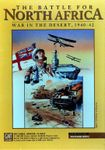 Board Game: The Battle for North Africa: War in the Desert, 1940-42