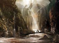Board Game: Gloom of Kilforth: A Fantasy Quest Game