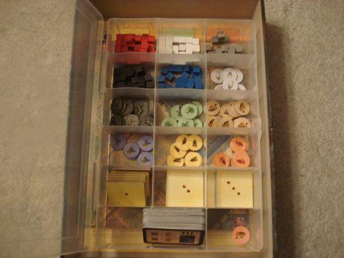 Board Game: Amyitis