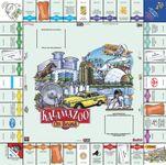 Board Game: Kalamazoo on Board