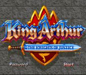 Video Game: King Arthur & the Knights of Justice