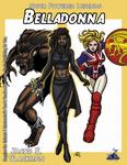 RPG Item: Super Powered Legends: Belladonna