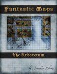 RPG Item: Fantastic Maps: The Arboretum