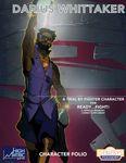 RPG Item: Ready... Fight! Micro-Supplement 02: Darius Whittaker
