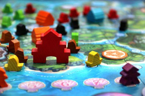 Board Game: Yamataï