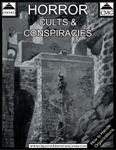 RPG Item: Horror: Cults and Conspiracies